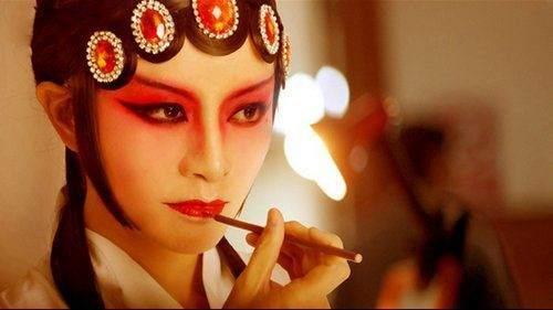 唯美中国风图片:戏子入画,一生天涯 (13)