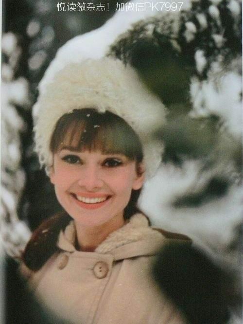 奥黛丽赫本的美丽图片 (13)