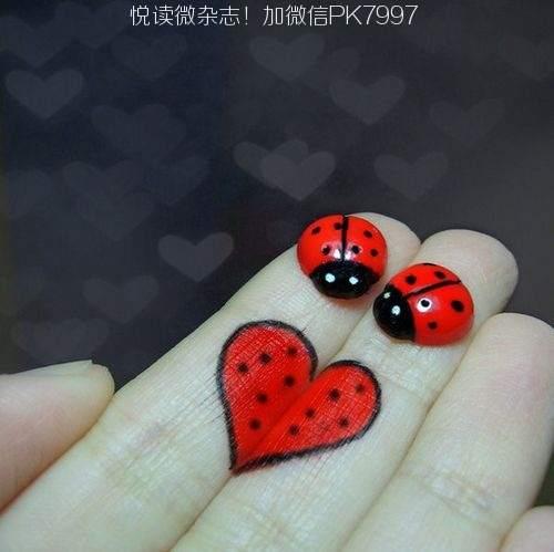 可爱的小桃心图片 (5)