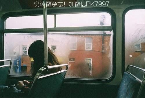 张嘉佳睡前故事:别客气,原来我不该在这里