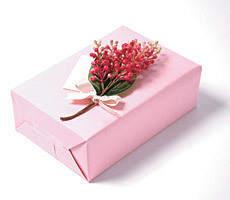 礼物包装方法大全 (1)