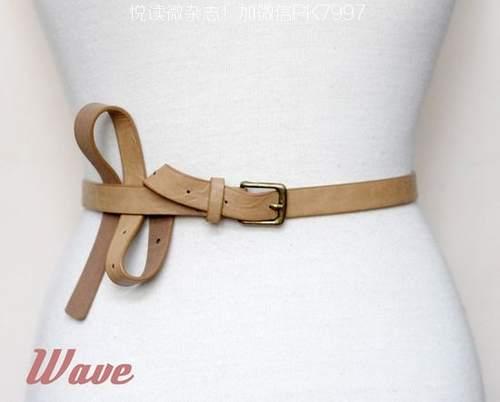 皮制腰带的14种时尚系法 (13)