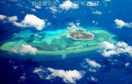 安静耐受不良、海岛、西沙群岛、风景、小岛