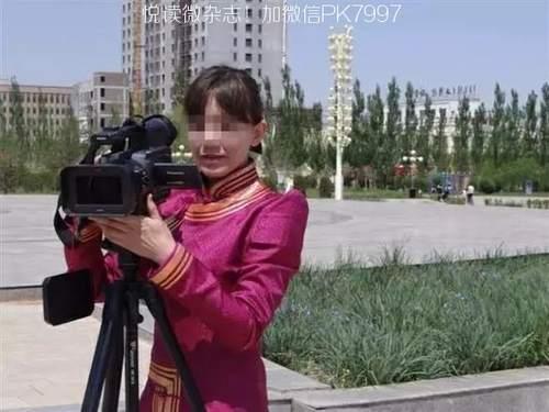 红梅生前工作照片