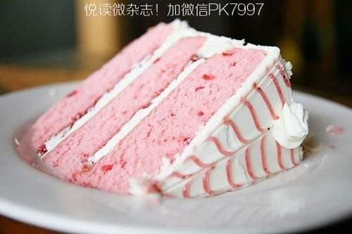 诱人可口的蛋糕甜点唯美小清新美图