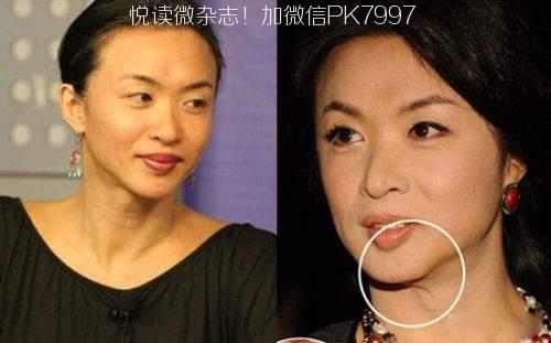 金星上海豪宅曝光 金星变性前照片对比(2)