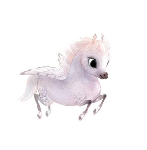 最萌的小动物插画插图作品欣赏