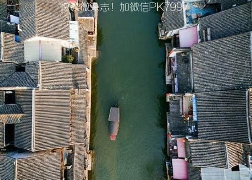 西塘古镇风景摄影