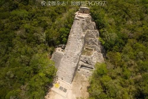 往昔之美:古老废弃建筑的航拍作品