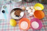 鲜花裸蛋糕的做法步骤1