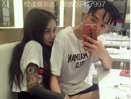 中国有嘻哈tt前女友照片曝光 杨恬菲怎么火的(2)
