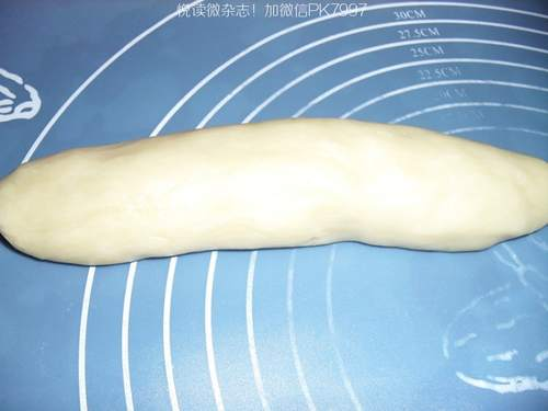 榨菜鲜肉月饼的做法步骤5