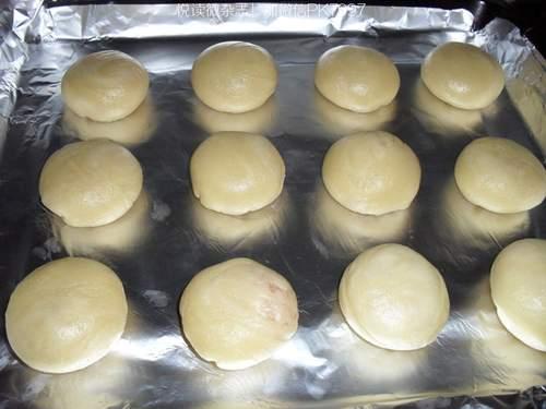 榨菜鲜肉月饼的做法步骤15